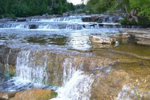 2012-09-27 Sauble falls