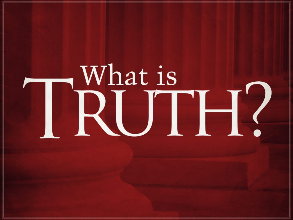 2012-10-29 -what is truth