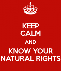 2013-05-07 natural rights