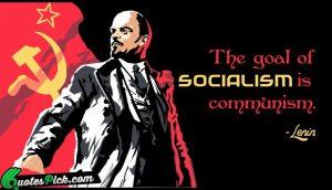 2013-07-23 goal of socialism